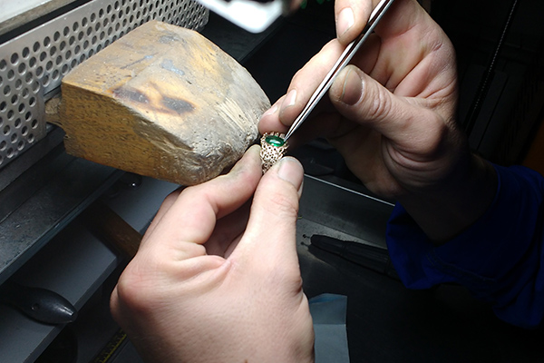 Bespoke Jewellery Tailor Made