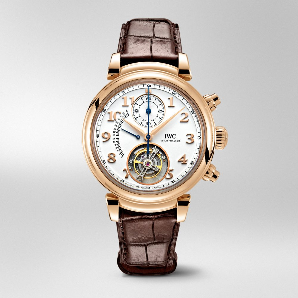 Automatic Tourbillon Retrograde Chronograph